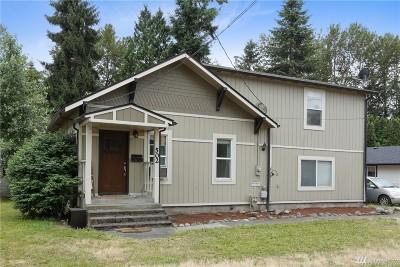 Sumner Single Family Home For Sale: 502 Harrison St