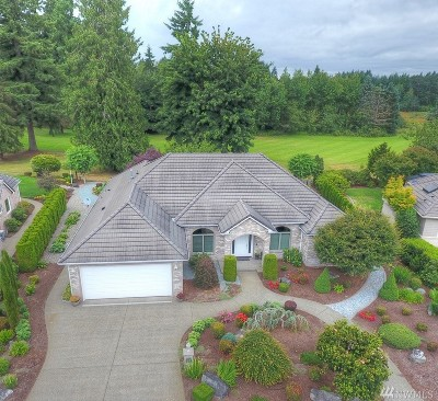 Olympia Single Family Home For Sale: 6510 Turnberry Lane SE