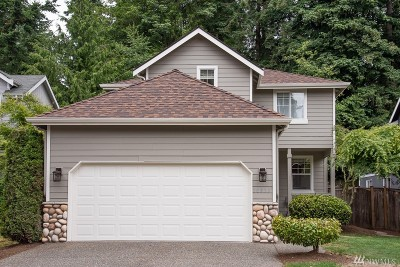 Bothell Single Family Home For Sale: 18925 1st Ave SE