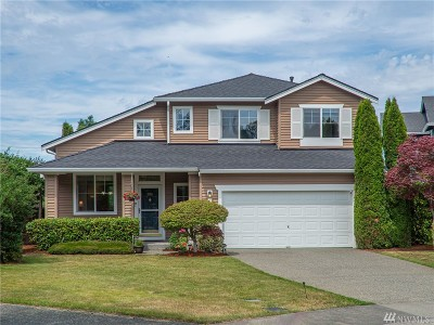 Sammamish Single Family Home For Sale: 24263 SE 12th Ct