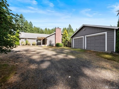 Gig Harbor Single Family Home For Sale: 6914 Rosedale St NW