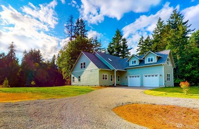 Bremerton Single Family Home For Sale: 2095 Shamrock Dr NW