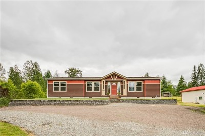 Monroe Single Family Home For Sale: 11718 263rd Ave SE