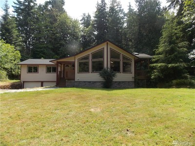 Orting Single Family Home For Sale: 22812 Keating Rd