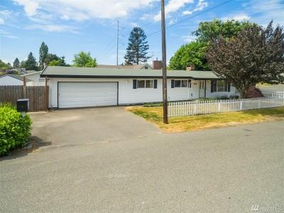Tacoma Single Family Home For Sale: 7202 S I St