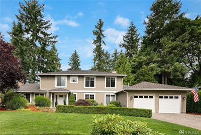 Sammamish Single Family Home For Sale: 2051 211th Ave NE