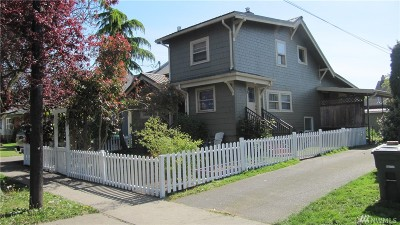 Whatcom County Multi Family Home For Sale: 2106 C St