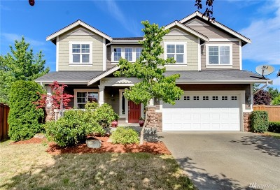 Puyallup Single Family Home For Sale: 17226 134th Av Ct E