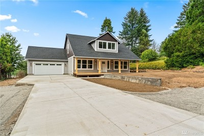 Centralia Single Family Home For Sale: 917 Ham Hill Rd