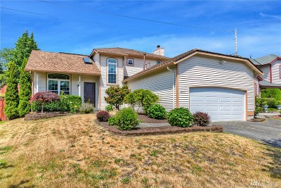Federal Way Single Family Home For Sale: 32615 20th Ave SW