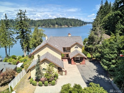 Olympia Single Family Home For Sale: 5226 Sunset Dr NW