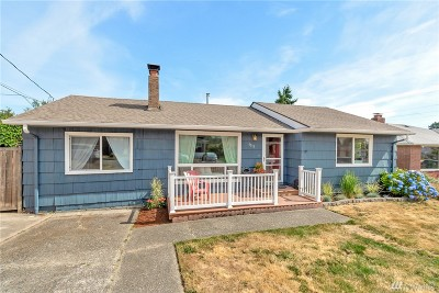 Single Family Home For Sale: 5013 N 27th St