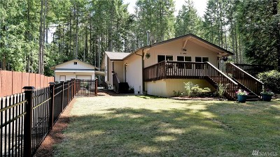 Mason County Single Family Home Pending Inspection: 440 E Ballantrae Dr