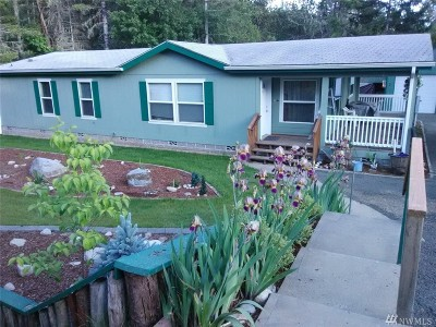 Pierce County Single Family Home For Sale: 20328 20th St SW