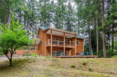 Langley Single Family Home For Sale: 5624 Crawford Rd