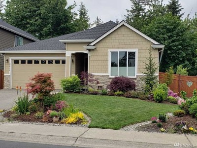 Puyallup Single Family Home For Sale: 8012 135th St Ct E