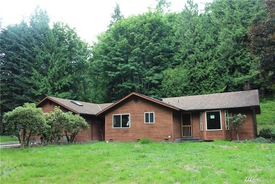 Snohomish Single Family Home For Sale: 3220 157th Ave SE