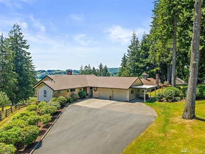 Montesano Single Family Home For Sale: 92 Wynooche Valley Rd