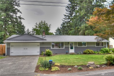 Lacey Single Family Home Pending Inspection: 2610 Greenlawn St SE