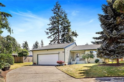 Bellingham Single Family Home Sold: 1323 Pincher Ct