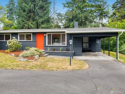 Single Family Home Sold: 22422 84th Ave W