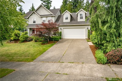 Bellingham Single Family Home Pending Inspection: 863 South Hills Drive