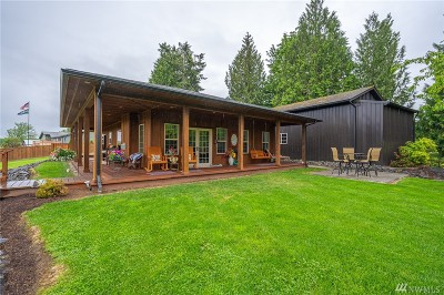 Chehalis Single Family Home For Sale: 3116 Jackson Hwy