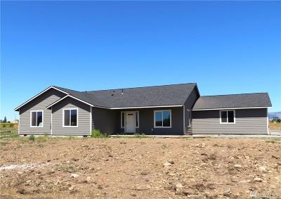 Ellensburg WA Single Family Home For Sale: $460,000
