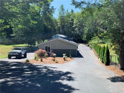 Woodinville Single Family Home For Sale: 10132 231st Place SE