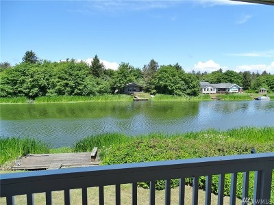 Grays Harbor County Condo/Townhouse Pending: 992 Pt Brown Ave SE #3
