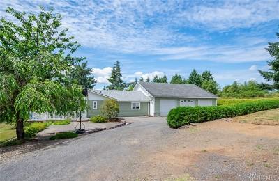 Winlock Single Family Home For Sale: 222 SE Cowlitz Rd