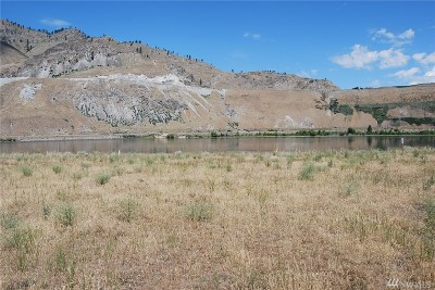 Douglas County, Chelan County Residential Lots & Land For Sale: 137 N Shore Dr
