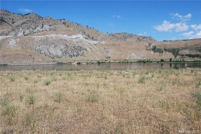 Chelan, Chelan Falls, Entiat, Manson, Brewster, Bridgeport, Orondo Residential Lots & Land For Sale: 137 N Shore Dr