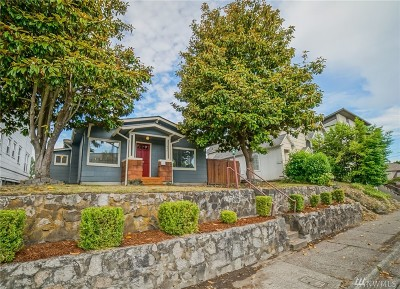 Tacoma Single Family Home For Sale: 636 N State St