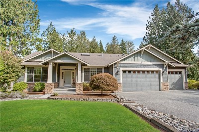Snohomish County Single Family Home For Sale: 12427 6th Ave NE