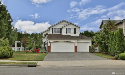 Renton Single Family Home For Sale: 4419 NE 6th Place