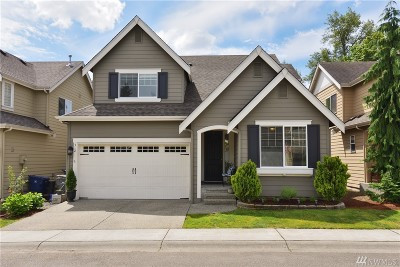 Bothell Single Family Home For Sale: 312 204th Place SE #15