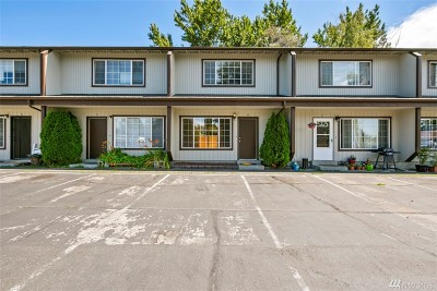 Whatcom County Condo/Townhouse Sold: 3333 Redwood Ave #10
