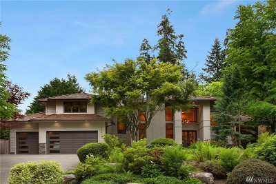 Sammamish Single Family Home For Sale: 23317 SE 37th St