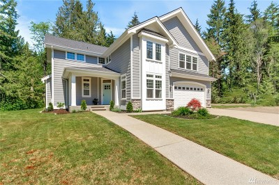 Gig Harbor Single Family Home For Sale: 2811 159th St Ct NW