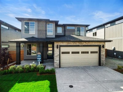 Bonney Lake Single Family Home For Sale: 14518 199th Ave E