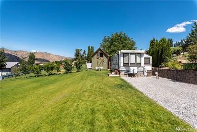 Chelan, Chelan Falls, Entiat, Manson, Brewster, Bridgeport, Orondo Residential Lots & Land For Sale: 201 Willow View Dr