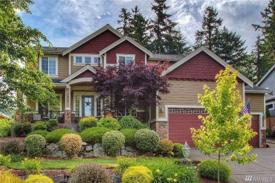 Lake Tapps Single Family Home For Sale: 2909 163rd Avenue East