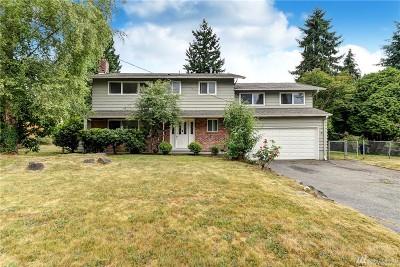 Edmonds Single Family Home For Sale: 6712 161st Pl SW
