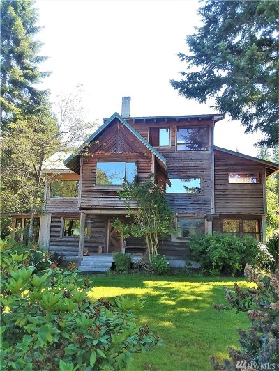 Pierce County Single Family Home For Sale: 6719 Key Peninusla Highway N
