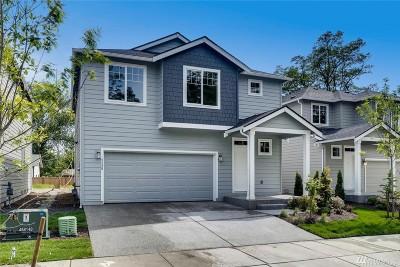Marysville Single Family Home For Sale: 8910 56 Place NE
