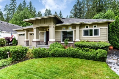King County Single Family Home For Sale: 13139 234th Ct NE