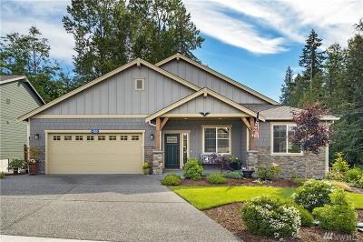 Skagit County Single Family Home For Sale: 455 Timberland Loop Dr
