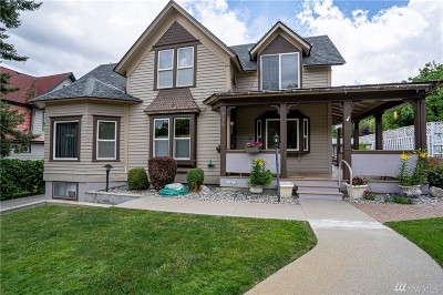 Chelan Single Family Home For Sale: 315 S 2nd St