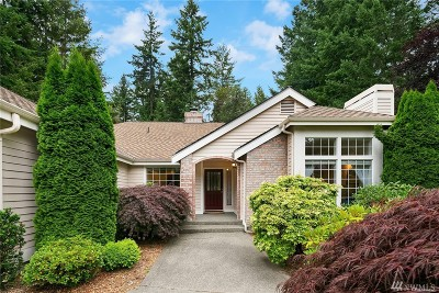 Gig Harbor Single Family Home For Sale: 9716 43rd Ave NW